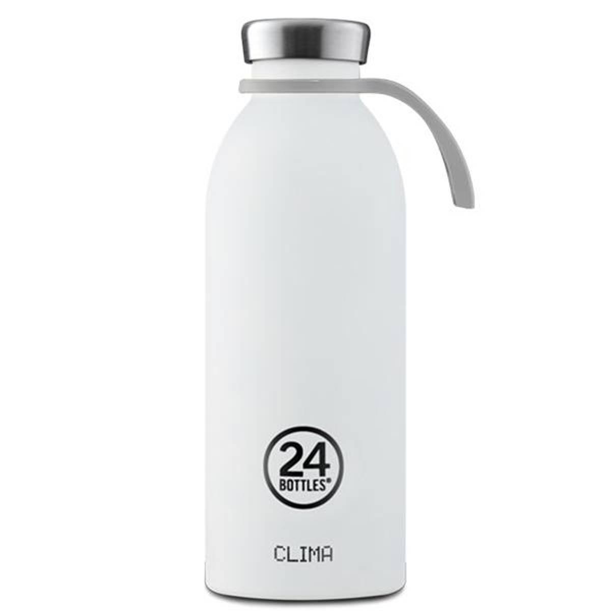 24Bottles Bottle Tie Light Grey