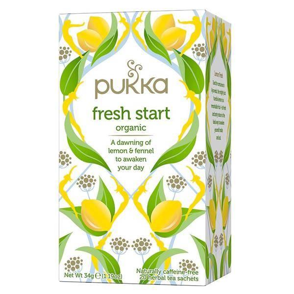Bilde av Pukka Fresh Start 20 poser