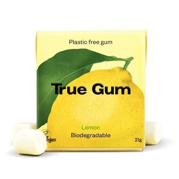 Bilde av True Gum Lemon *1 igjen*
