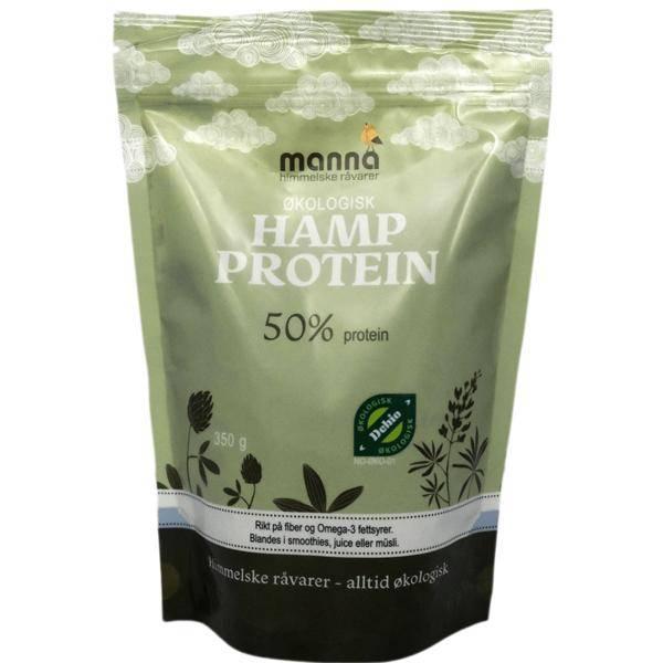 Bilde av Manna Hampprotein 350 gram