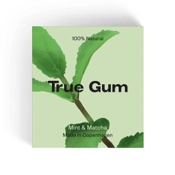 Bilde av True Gum Mint & Matcha