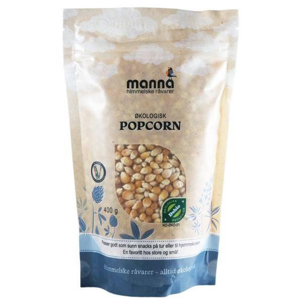 Bilde av Manna Popcorn 400 gram