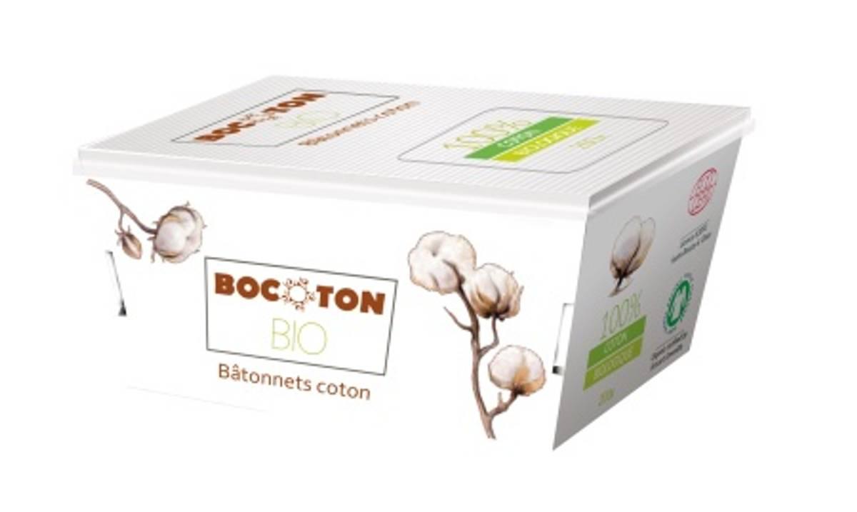 Bocoton Bio Bomullspinner 200 stk